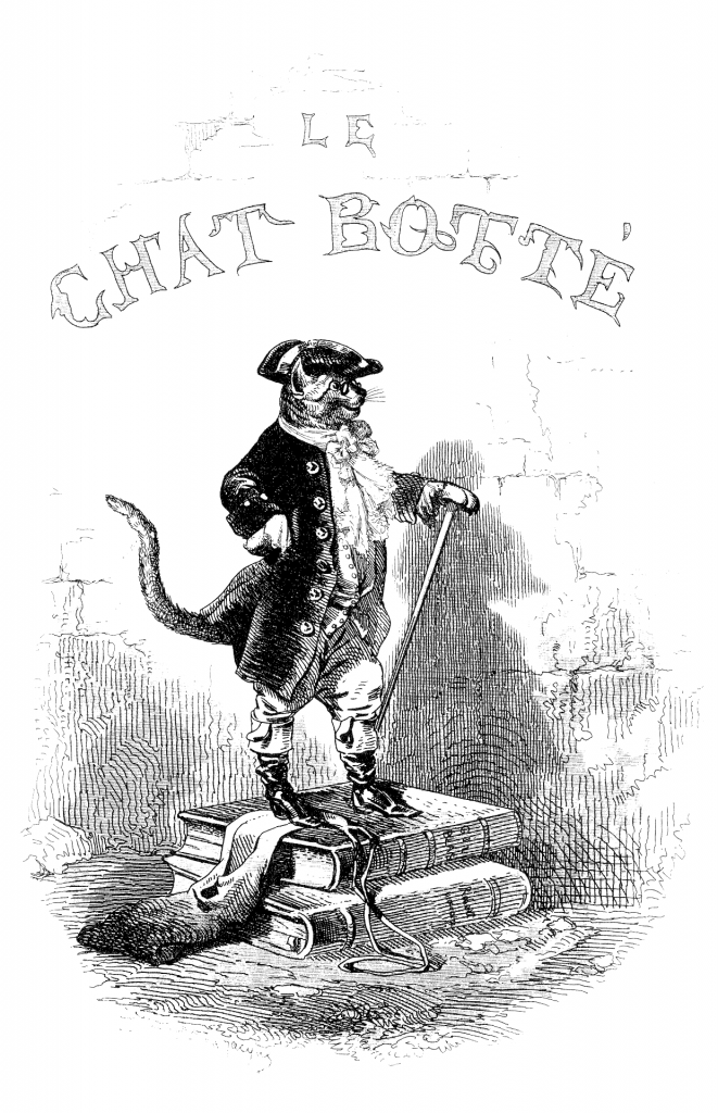 Édition_Curmer_(1843)_-_Le_Chat_botté_-_1