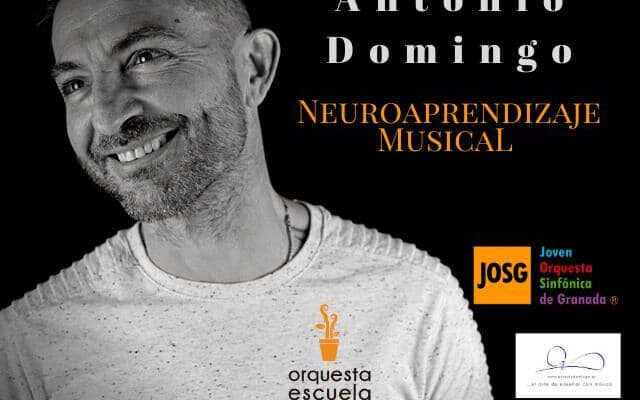 Antonio Domingo Taller Neuroaprendizaje Musical